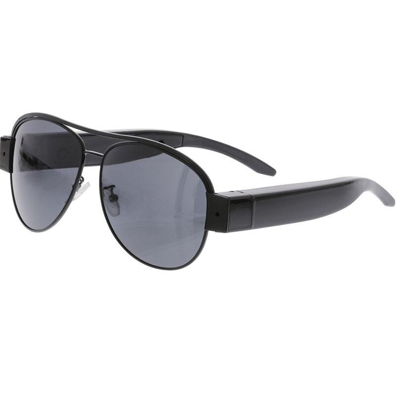 solbriller indbygget spionkamera